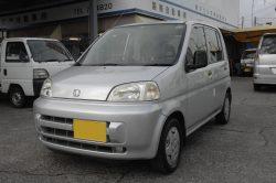 H11年  ホンダライフ4WD 17万円
