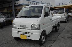 H12年  スズキキャリィ4WD 47万円