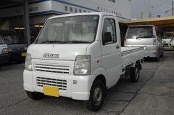 H18年  スズキキャリィ4WD 49万円