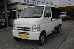 H19年  ホンダアクティ4WD 57万円