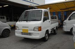 No.S2189:H12年  スバル サンバー4WD 35万円