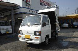 No.S4916:H3年  スバルサンバーダンプ4WD 38万円