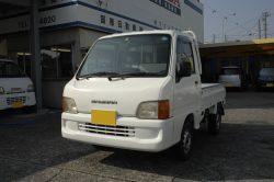 No.S3983:H11年  スバルサンバー4WD 41万円