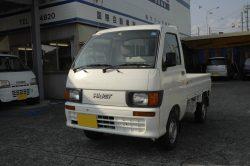 No.D3436:H10年  ダイハツハイゼット4WD 35万円