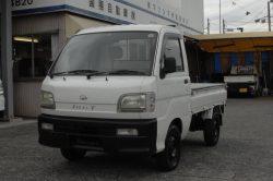 No.D000041:H11年  ダイハツハイゼット4WD 41万円