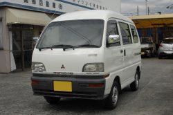 No.M5140:H11年 三菱ミニキャブ バン4WD 26万円