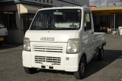 No.S5900:H14年  スズキキャリィ4WD 39万円