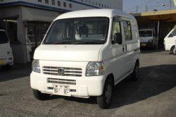 No.H000065:H22年  ホンダアクティパネルバン4WD 65万円