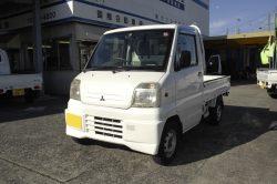 No.H5313:H12年  三菱ミニキャブ4WD 33万円