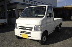 No.H4124:H19年  ホンダアクティ4WD 46万円