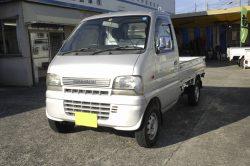 No.S8000:H14年  スズキキャリィ4WD 45万円