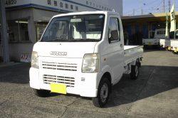 No.H5613:H14年  スズキキャリィ4WD 47.3万円