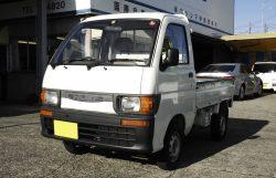 No.D5797:H7年  ダイハツハイゼット4WD 24万円