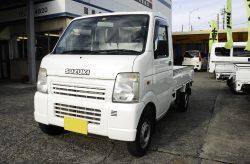 No.S6009:H20年  スズキキャリィ4WD 62万円