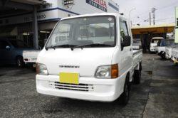 No.S8257:H13年  スバルサンバー4WD 39万円