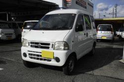 No.D1215:H11年  ハイゼットカーゴ4WD 18万円