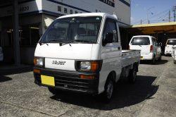 No.D1501:H9年  ダイハツ4WD 28万円