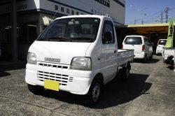 No.H9169:H12年  スズキキャリィ4WD 32万円