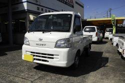 No.H8654:H18年  ダイハツハイゼット4WD 53万円