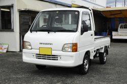No.S1299:H13年 スバルサンバー4WD 48万円