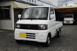 No.M1159:H14年  三菱ミニキャブ4WD 47万円