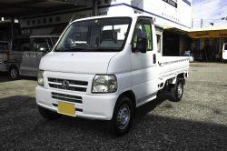 No.H000052:H18年  ホンダアクティ4WD 52万円