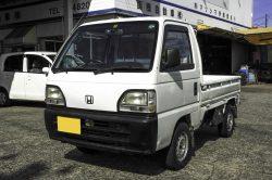No.H3798:H9年  ホンダアクティ4WD 17万円