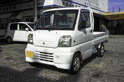 No.M000045:H12年  三菱ミニキャブ4WD 45万円