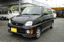 No.S000019:H12年  スバルプレオLS4WD 19万円