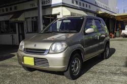 No.S2001:H17年  スズキKei 2WD 20万円