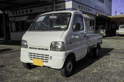 No.S4969:H12年  スズキキャリィ4WD 37万円