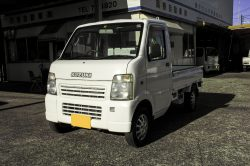No.S5226:H15年 スズキキャリィ4WD 39万円