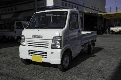 No.S4319:H20年 スズキキャリィ4WD 50万円