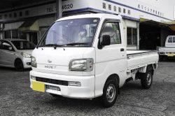 No.D8205:H15年  ダイハツハイゼット4WD 55万円