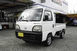 No.H3328:H8年  ホンダアクティ4WD 18万円