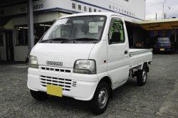 No.S9070:H13年 スズキ キャリィ4WD 45万円